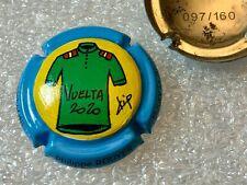 "★ New / Capsule de champagne peinte à la main Rouyer Ph. ""Vuelta 2020"" 160 ex. ★"