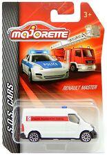 Majorette 239C Renault Master Bulgarian Ambulance 1:66 2015 Bulgaria