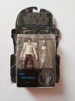 "Star Wars Black Series Han Solo Carbonite #19 3.75"" Figure  Damaged Packaging A"