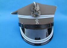 POLISH MILITARY CAP - ROGATYWKA  size : 58 - CZAPKA GALOWA STARSZEGO OFICERA