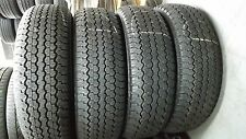 265 70 16 Tyre Dunlop Grand Trek 112S ($125 per tyre, four for $500)