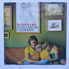 JUAN CARLOS CALDERON Bandolero S CBS 2726