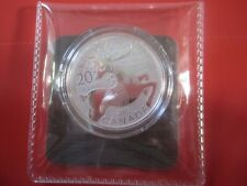 """$20 for $20 2012 Canada Fine Silver Coin """" Happy Holidays """"  RCM sealed ."""