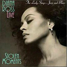 Diana Ross Live: Stolen Moments - The Lady Sings Jazz and Blues