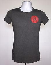 Womens Juniors Jack Daniels Whiskey Old No 7 Tennessee Fire Dept T shirt medium