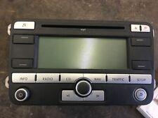 VW Touran 1T Baujahr 2008 Autoradio Radio CD MP3 Navigation Navi 1K0035191D