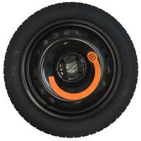 "Road Hero 15"" Steel Space Saver Spare Wheel + Tyre 4J 125/80 15 Size"