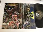 Iron Maiden LP Somewhere In Time