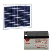 Liftmaster 20W7A 12V Solar Kit, 7 Amp Hours