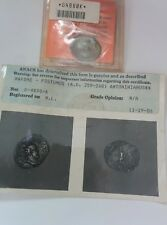 Roman Empire Coin POSTUMUS /Silver Antoninianus/ VIRTUS on reverse anacs 012909