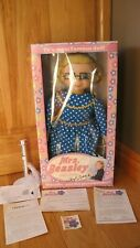 "Mrs. Beasley Collectible Doll Talks ""Family Affair"" 2000 W Box"