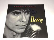 "Bobby Steele Rare Signed 10"" Limited Vinyl EP Record Misfits Undead + COA Photo"