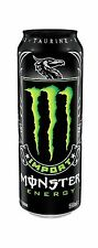 Monster Energy Import 18.6 Ounce (Pack of 12) Free Shipping