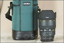 Sigma 15-30mm D f/3.5-4.5 EX DG Aspherical IF Zoom Lens (Sony Alpha) - Mint