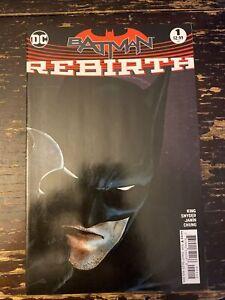 Batman: Rebirth #1 2nd Print - One-Shot (DC) Free Combine Shipping