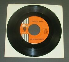 Ike & Tina Turner I Idolize You b/w Tina's Dilemma Sue 45 RPM VG+ 1960