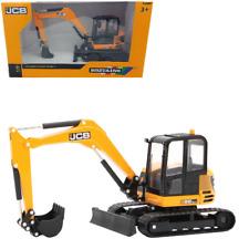 Tomy Britains JCB Midi Excavator 86C-1 Toy Farm Digger Vehicle 1:32 Scale 43013