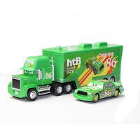 1:55 Metal Toys Disney Pixar Cars&Truck   #86 Truck+Chick Hicks