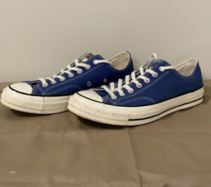 Converse Chuck Taylor All Star 70 Ox True Navy Low Top Sneakers 142339C