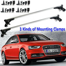 Car Roof Rack For Audi S4 / S6 / A3 / A4 / A6 / A6 Quattro / RS4 120cm Cross Bar