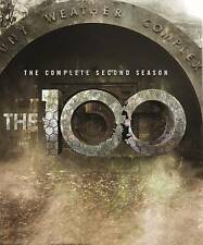 The 100: The Complete Second Season 2 (Blu-ray Disc, 2015, 4-Disc Set)