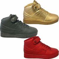 Fila Mens Vulc 13 Mid Plus MP Tonal Fashion Retro Casual Shoes