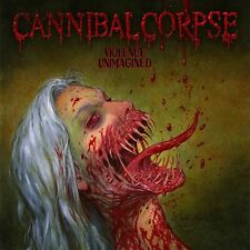 Cannibal Corpse - Violence Unimagined CD ALBUM NEW (14TH APR) PRESALE