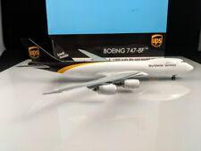 New 1/400 Gemini Jets UPS Boeing 747-8F GJUPS1627 NA