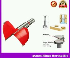 35mm Wood Hinge Boring Drill Bit For Carpentry