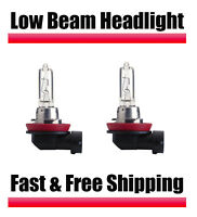 Stock Fit Halogen Headlight Bulbs for Toyota Prius 2010-2017 Low Beam All Models