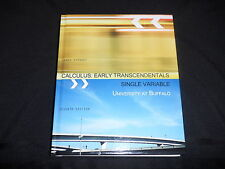 Single Variable Calculus Early Transcendentals Stewart Seventh Ed. Chapters 1-11