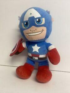 "Marvel - 12"" Captain Movie Soft Plush Toy Gift"