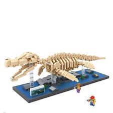 Dinosaur Mosasaurus - 3D Skeleton model Nano Blocks Puzzle