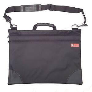Jakar A2 Portfolio Case Art Folder Carry Strap Reinforced Corners (47cm x 67cm)