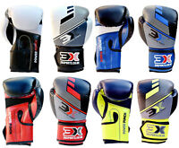 3X Sports Boxing Gloves Maya Hide Leather Muay Thai kickboxing Sparring bags Mma