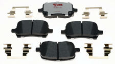 Disc Brake Pad Set-Element3 Hybrid Technology Front Raybestos EHT1160H