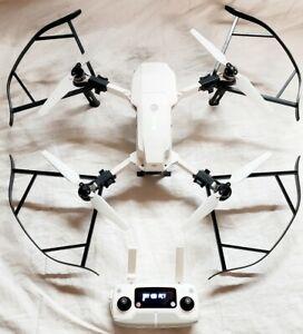 NEW DJI MAVIC PRO  ALPINE WHITE Apple Limited Edition Drone