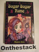 MANGA: Sugar Sugar Rune Vol. 7 by Moyoco Anno (2007, Paperback)