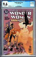 Wonder Woman #139 CGC 9.6 White Pages 3721916012 Adam Hughes cover