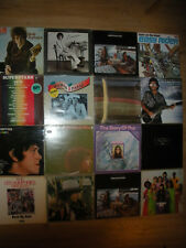 16 Schallplatten Rock - Bob Dylan, CSN, Donovan, Harrison, Wings etc.