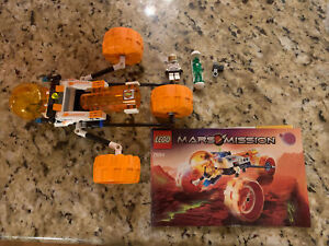 Lego Mars Mission #7694 MT-31 Trike 100% Complete, instructions, extras