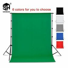Green Screen Photography Background Backdrop Cloth Photo Studio Video Muslin New