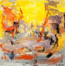 Zeitgenössische künstlerische Malereien auf Leinwand
