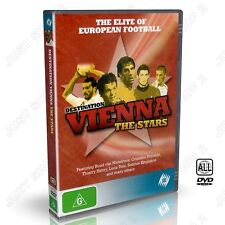 FIFA Destination Vienna The Stars : Cristiano Ronaldo & More : New DVD