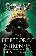 The Emperor of Nihon-Ja: Book Ten (Ranger`s Apprentice) by John A. Flanagan, (Pa