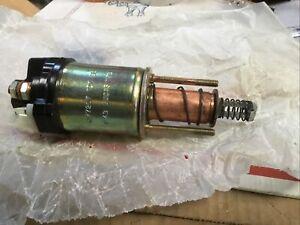 Vapormatoc VPF2207 Starter Solenoid fits Ford