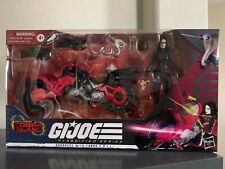 G.I. JOE CLASSIFIED SERIES BARONESS WITH COBRA C.O.I.L. ( COBRA ISLAND )