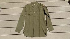 ORIGINAL WW2 US Army Air Corps Officer Pinks Uniform Shirt 14 1/2 x 33