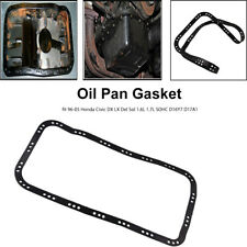 1 Oil Pan Gasket for 96-05 Honda Civic DX LX Del Sol 1.6L 1.7L SOHC D17A1 D16Y7