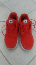 Adidas Cloudfoam Ortholite Running shoes sneakers red - US 10.5, UK 10